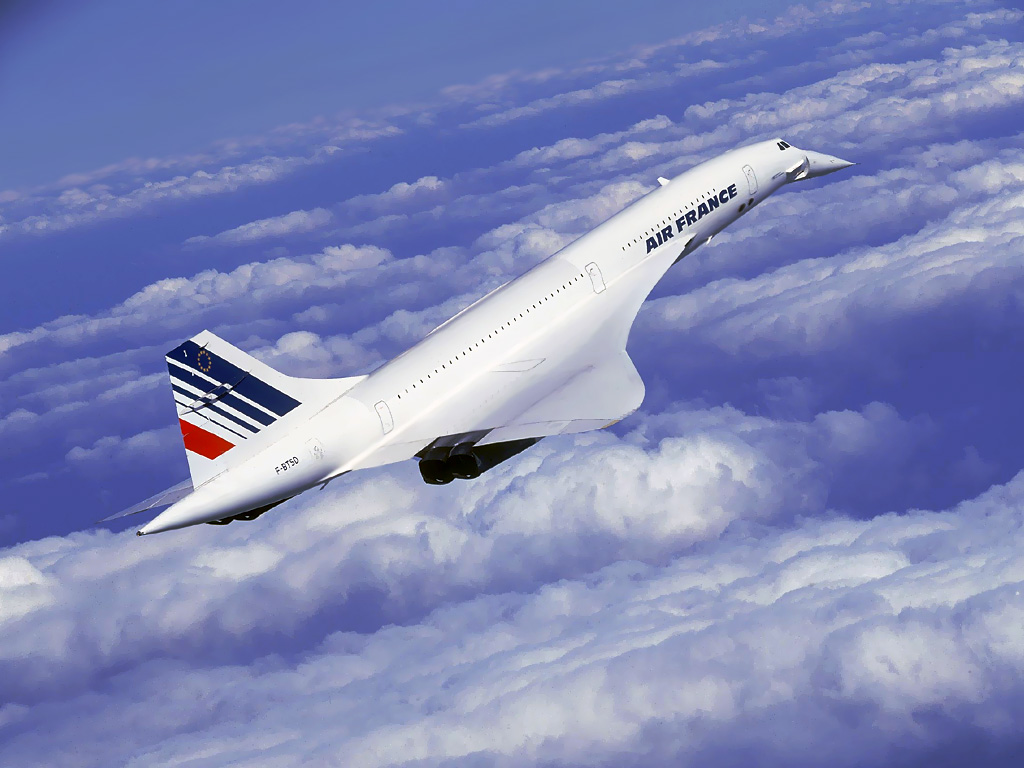 air france concorde wallpaper - photo #3