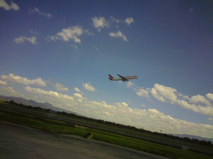 espacio aereo: